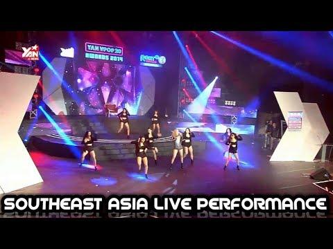 Southeast Asia Pop - LIVE EDITION