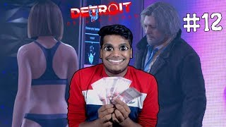 Wasting Hanks Money To Rent Android Girls Detroit Become Human 12