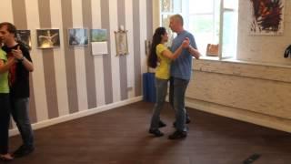 Открытый урок танго для начинающих