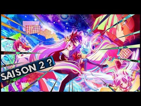 Une SAISON 2 Pour No Game No Life !? Présentation Et Reprise Du Light Novel !