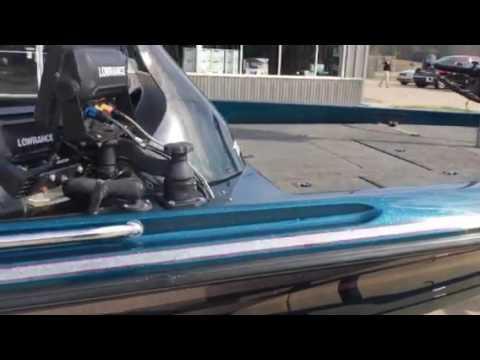 1997 Ranger 461 VS Johnson 150 Fast Strike