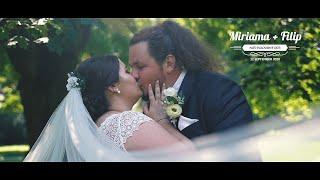 Miriama a Filip - Svadobný videoklip