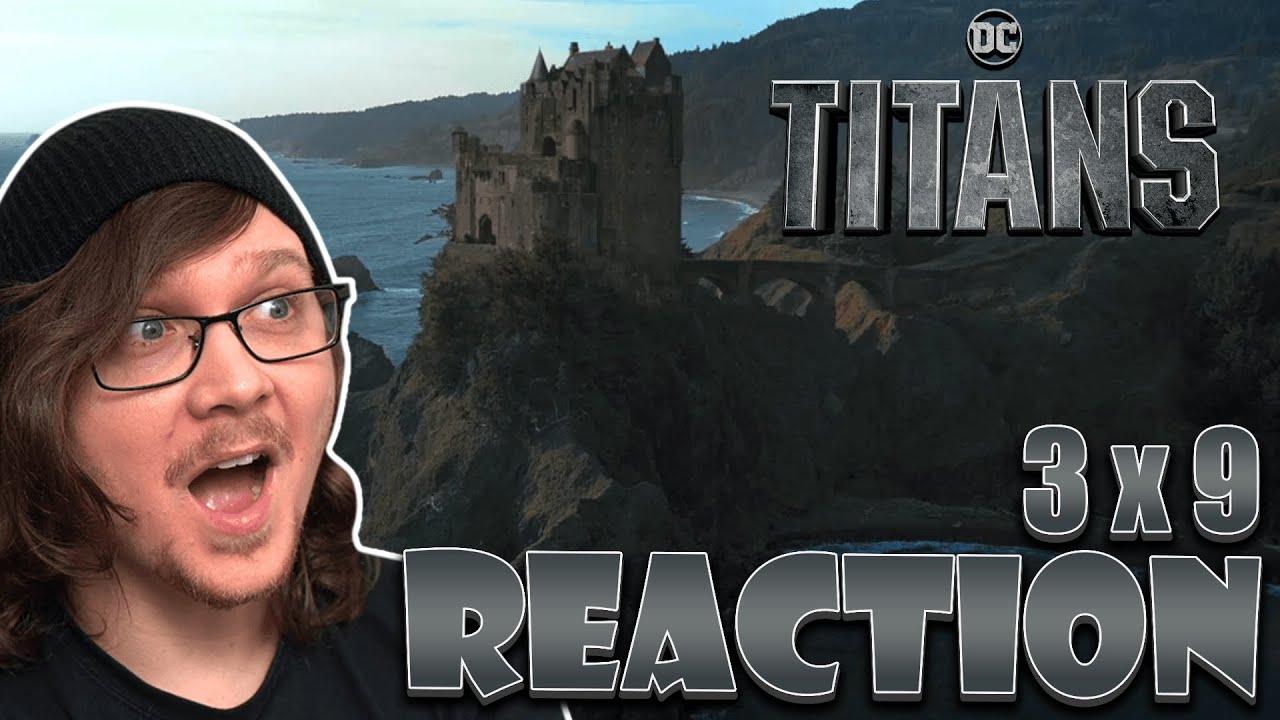 "Download TITANS - 3x9  - ""Souls"" Reaction/Review! (Season 3 Episode 9)"