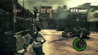 Resident evil 5 veterano parte 6 titanic do wesker
