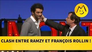 CLASH entre Ramzy et François Rollin ! thumbnail
