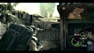 Resident Evil 5 - Logros - Richard J. Gatling