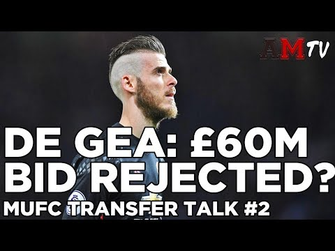 De Gea To Madrid? | Griezmann Deal Off?! | MUFC Transfer Talk #2