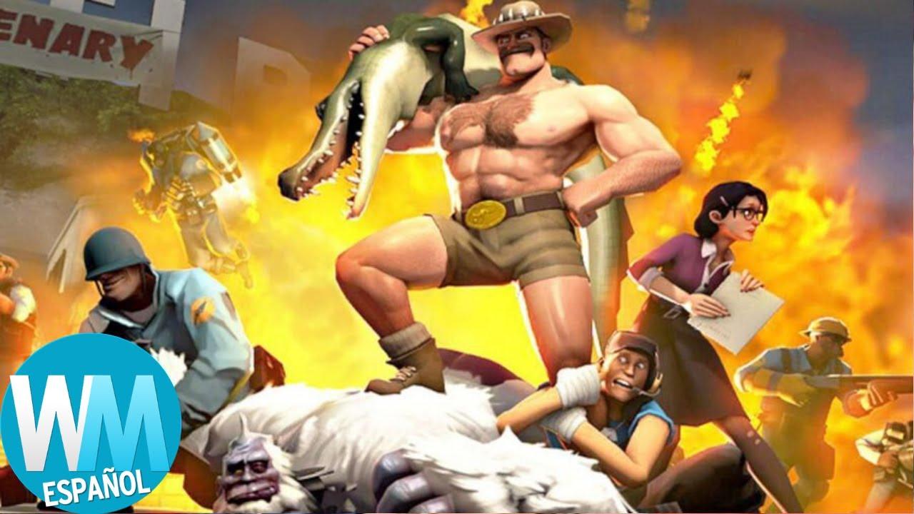 ¡Top 10 Videojuegos AAA que Fueron GRATUITOS!