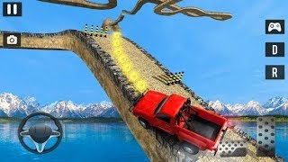 Offroad Jeep Driving Fun: Real Jeep Adventure 2019 | Crazy and Dangerous Terrain Racing Tracks