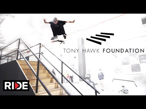 East Coast Super Session With Tony Hawk And Friends