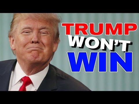 Trump WON'T Win, O RLY?   The best TRUMP montage ever (From nominee to Presidential Office)