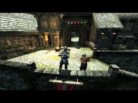 Skyrim: Become a Bard Mod - Custom Music