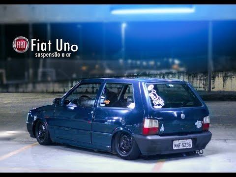 Fiat uno suspensão a ar quebrando o radiador