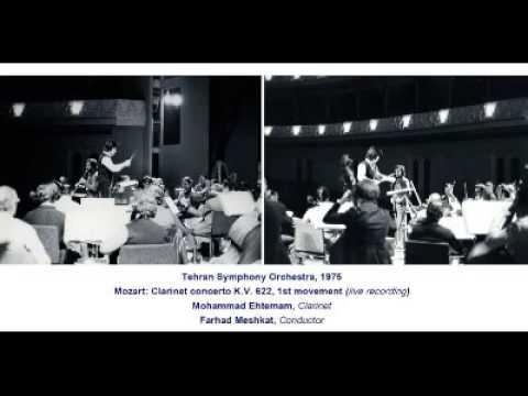 Mozart Concerto 1975 1