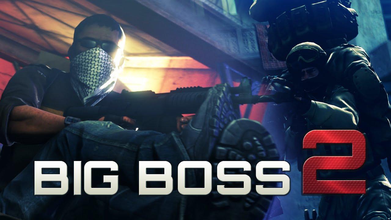 BIG BOSS 2 by biBa [CS:GO MOVIE] - YouTube