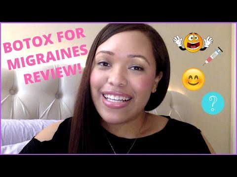 BOTOX for MIGRAINES REVIEW: Side Effects & What to Expect After Injections