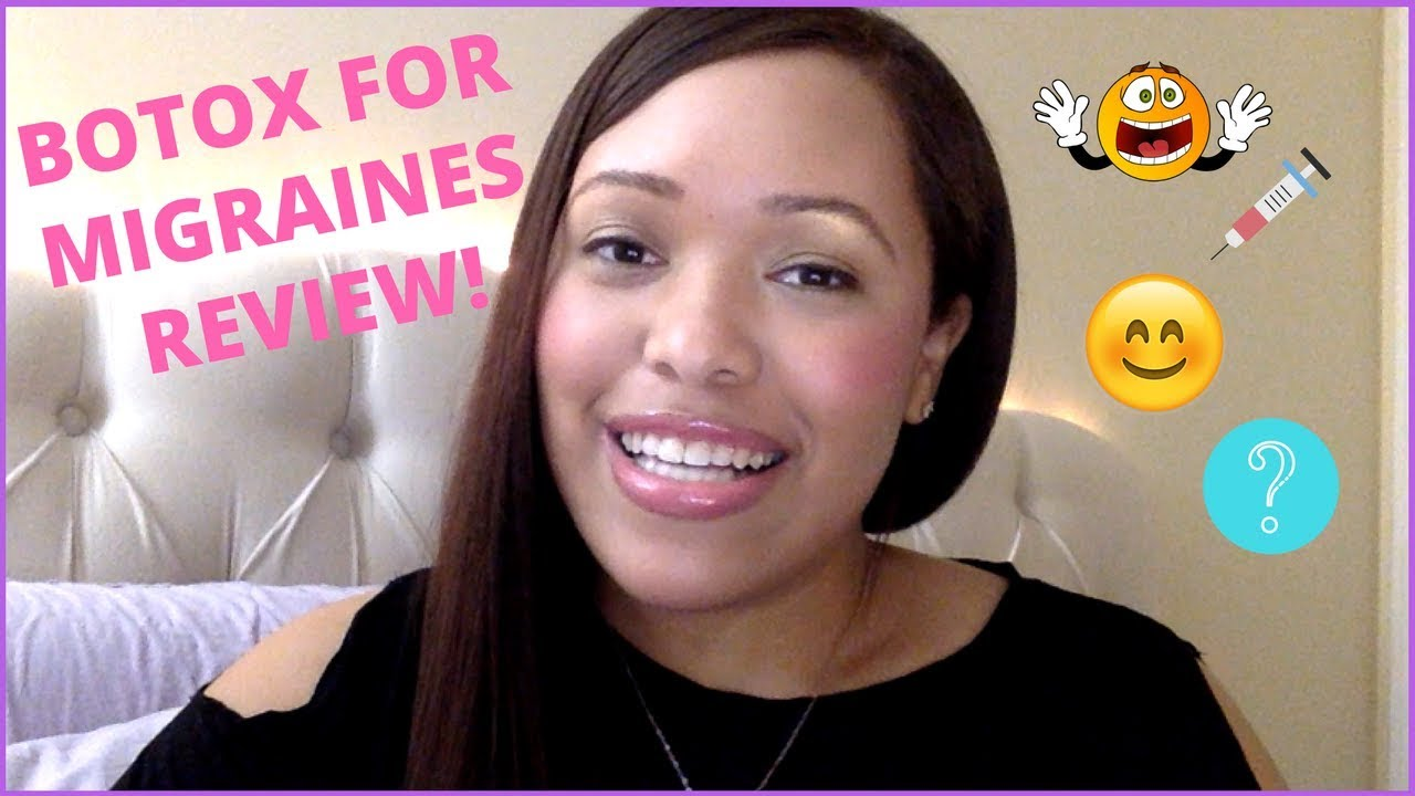 Botox For Migraines Review Side Effects Amp What To Expect