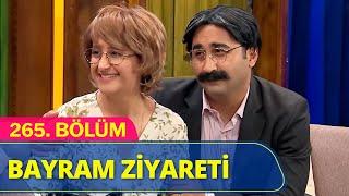 Bayram Ziyareti - Güldür Güldür Show 265.Bölüm
