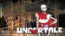 Synthesia: Undertale - Bonetrousle   101,000+ Notes   Black MIDI