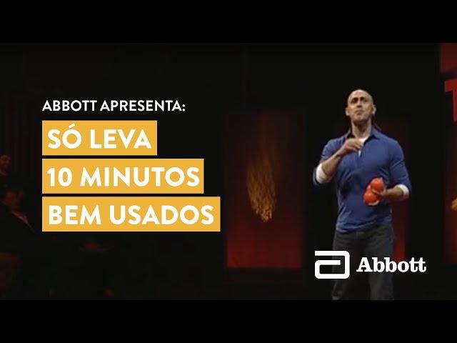 TED - Só leva 10 minutos bem usados