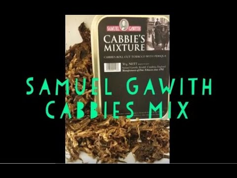 Pipe Tobacco Review - Samuel Gawith Cabbies Mixture