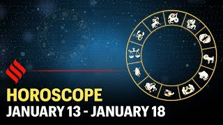 Weekly Horoscope: Your week ahead (13 - 18 Jan'2020)
