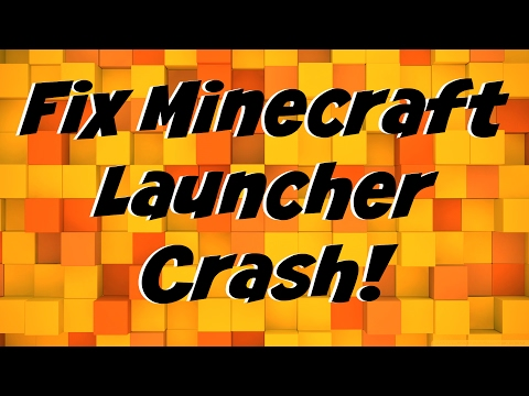 how-to:-stop-minecraft-launcher-from-crashing-1.6.4+-(working)