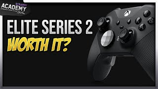 Xbox Elite Series 2 Controller Review