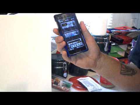 Video Review Of The T.A.P.S App By FWH 'FuzzyWhite