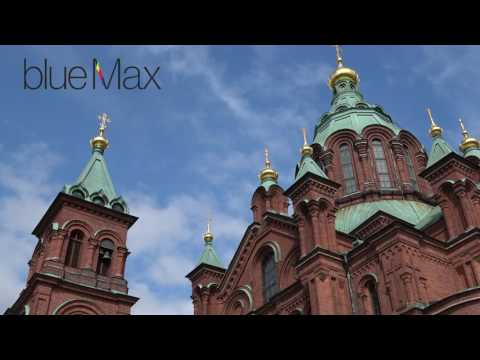 Helsinki, Finland, vol 1 travel guide 4K bluemaxbg.com