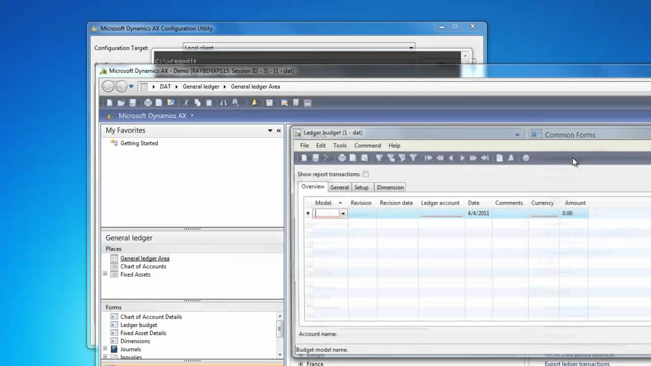 Dynamics AX Trace Collection