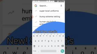 Delete Google Browsing History (Android)