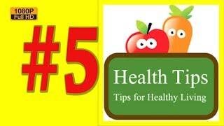JINIA's Tuki Taki # 173 | HEALTH TIPS # 5