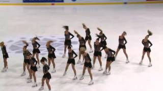 Marigold IceUnity - Synchronized Skating, Finlandia Trophy 2015