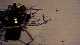 Master Slave Bicore 2 motor walker