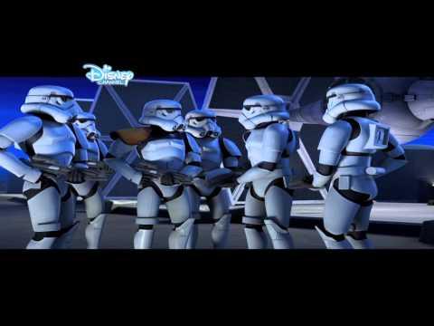 youtube filmek - Star Wars: Lázadók - Művészi művelet