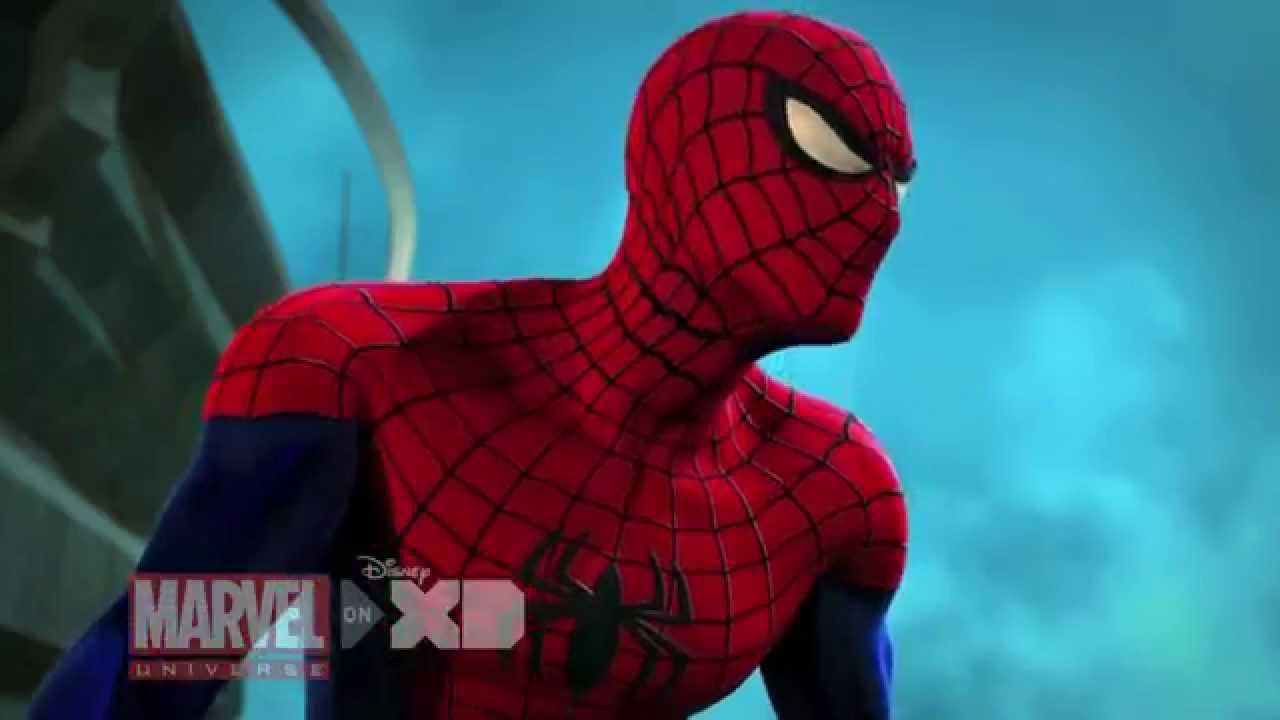 marvels ultimate spider man web warriors season 3 ep 9 clip 2 youtube