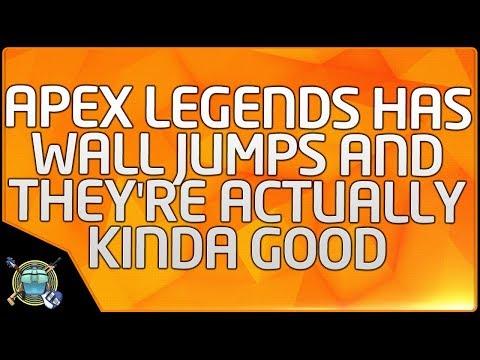 Apex Legends - Wall Kicking Tutorial (Jump off Walls!) thumbnail