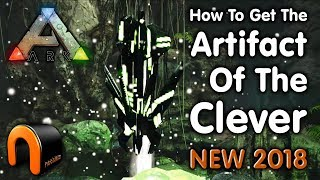 ARK ARTIFACT OF THE CLEVER On Island 2018