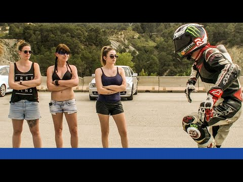 When you go racing with your best mates │ Motolifestyle │ Take on me