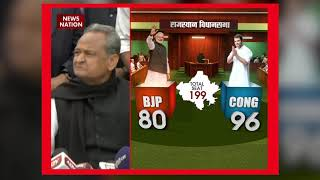 Confident that Congress will form govt in Rajasthan, says Ashok Gehlot