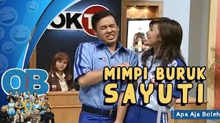 Download MIMPI BURUK SAYUTI | OB (OFFICE BOY) EPS 01