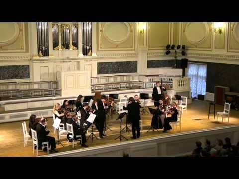Joseph Haydn Violin Concerto in G major I mov.