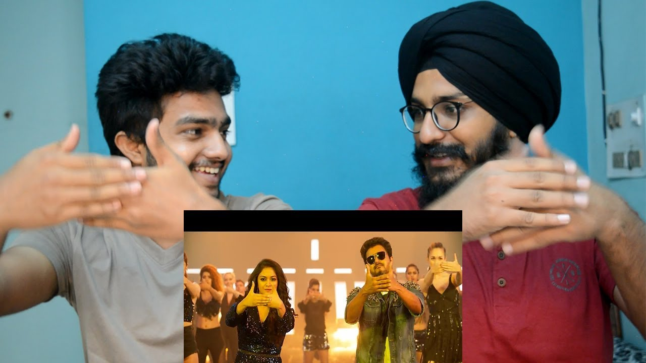 Download OMG Ponnu REACTION | Thalapathy Vijay, Keerthy Suresh | A .R. Rahman | Parbrahm&Anurag