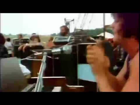 Soul Sacrifice  Santana Woodstock Full Drum Solo 1969