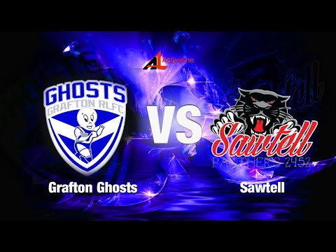 First Grade - 11/August/2019 - Grafton Ghosts VS Sawtell