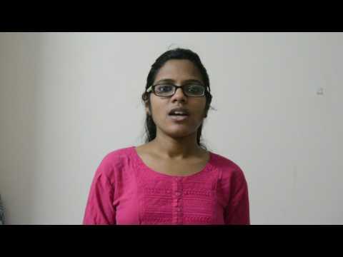 Vijaya Vision India Foundation Scholarship Video 2017