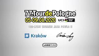 77. Tour de Pologne – finisz 5. etapu i zakończenie wyścigu w Krakowie