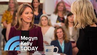 Reporter Katy Tur Comments On Melania-Ivana Trump Feud | Megyn Kelly TODAY