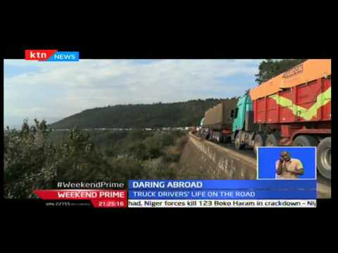 Weekend Prime: Daring Abroad; Journey through East Africa with a Rwandese truck driver 1/10/2016